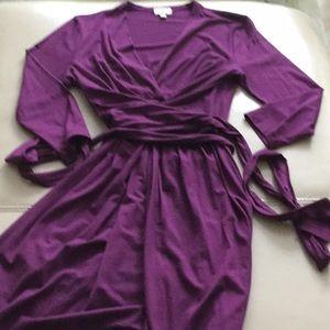 Banana Republic Dresses - Issa Banana Republic wrap dress
